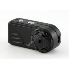 Миниатюрная камера Ambertek QQ6 HD 1080p с ночной подсветкой и датчиком движения