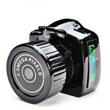 Самая маленькая видеокамера в Мире Ambertek RS101 - миниатюрная камера - микро фотоаппарат